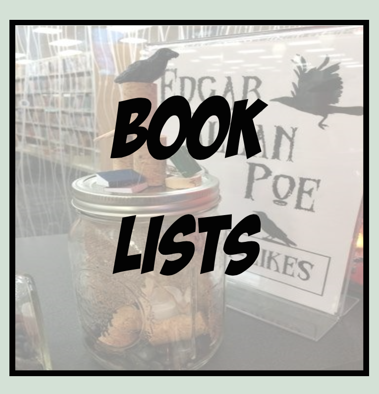 Teen Book Lists at Waukesha Public Library