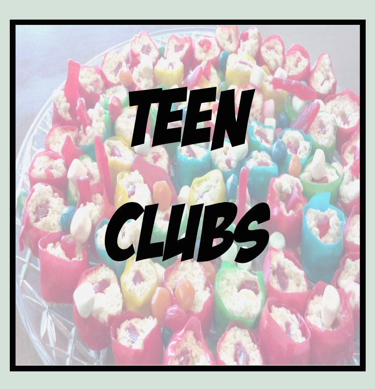 Teen Clubs at Waukesha Public Library