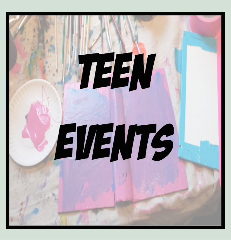Teen Events at Waukesha Public Library