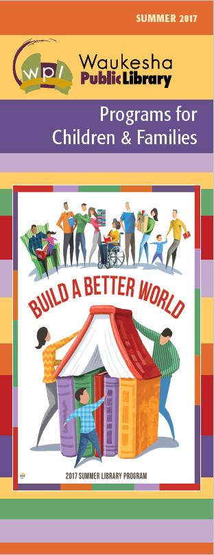2017 Children's Summer Program Brochure